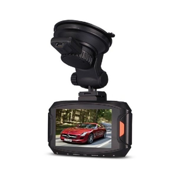 2.7 inch lcd screen HD CAR DVR HDMI with G-sensor Motion detection 1 -