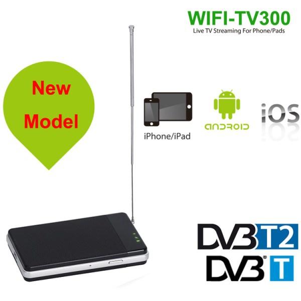 WIFI-TV300 Digital Receiver 8 -