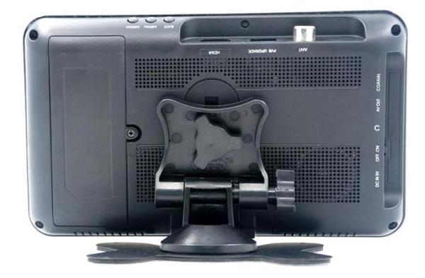 Portable handheld HD DVB-T dvb-t TV receive box 10 -