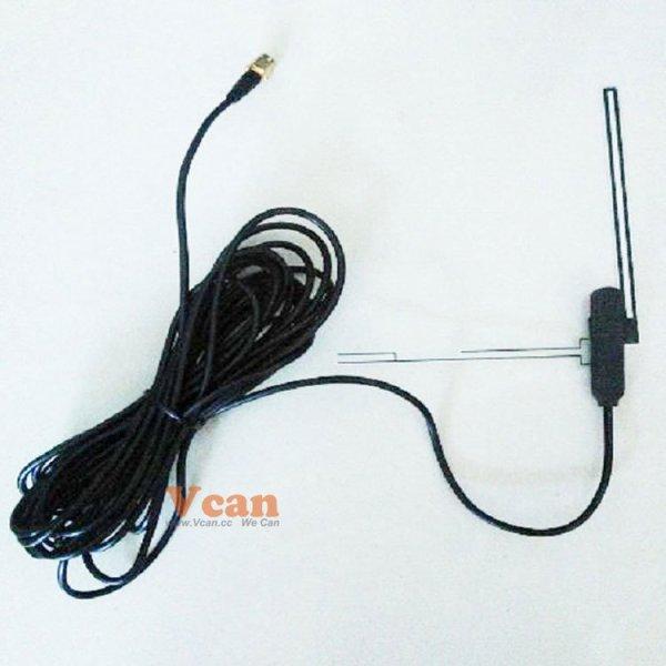 ISDB-T Antenna Digital TV film aerial MCX SMA IEC F connector ANT-301 7 -