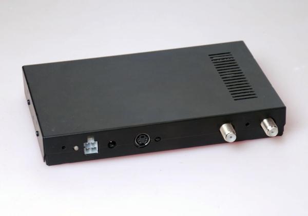 Car DVB-T Receiver MPEG4 H.264 2 tuner 2 diversity antenna Booster Recorder DVBT 3 -