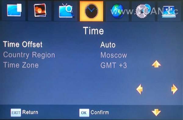 Car DVB-T2 Digital TV receiver two tuner dual antenna high speed 5 -