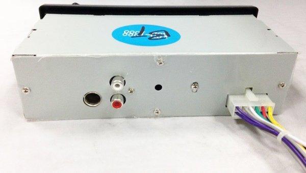 Fixed Panel Car MP3 USB SD FM Bluetooth RDS  MP3-6227 8 -