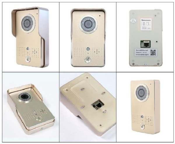 WIFI Video door phone  VCAN1323 1 -
