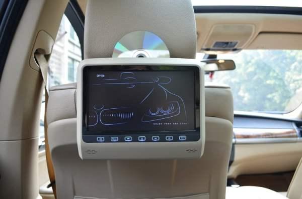 """9"""""""" Seat Back DVD Player /Monitor DVD RMVB GAMES IR FM SD USB VCAN1335 1 -"""