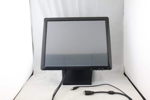 15inch BNC VGA HDMI USB SHARP touch screen monitor VCAN1375 1 -