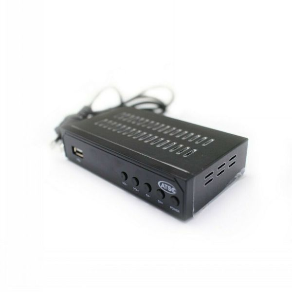 Mexico ATSC TV Receiver Digital TV MPEG4 HDMI USB PVR VCAN1078 for USA Canada 5 -