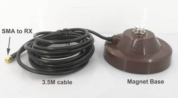 COFDM receiver Antenna for Wireless Video Transmission RX aerial VCAN1514 4 -
