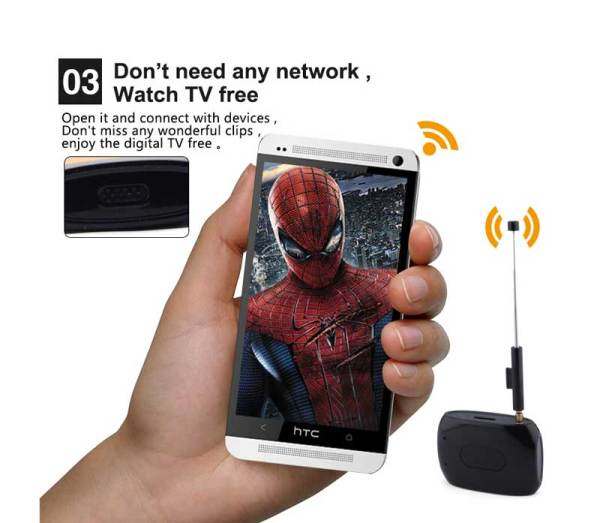 WiFi-TV1W digital TV wifi receiver dvb-t isdb-t for smartphone no need internet 4 -