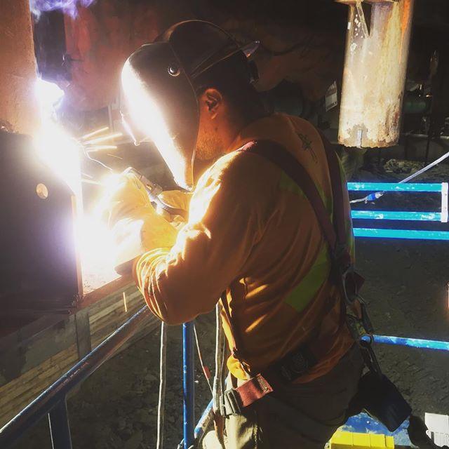 ISDOVA INC. Ironworker