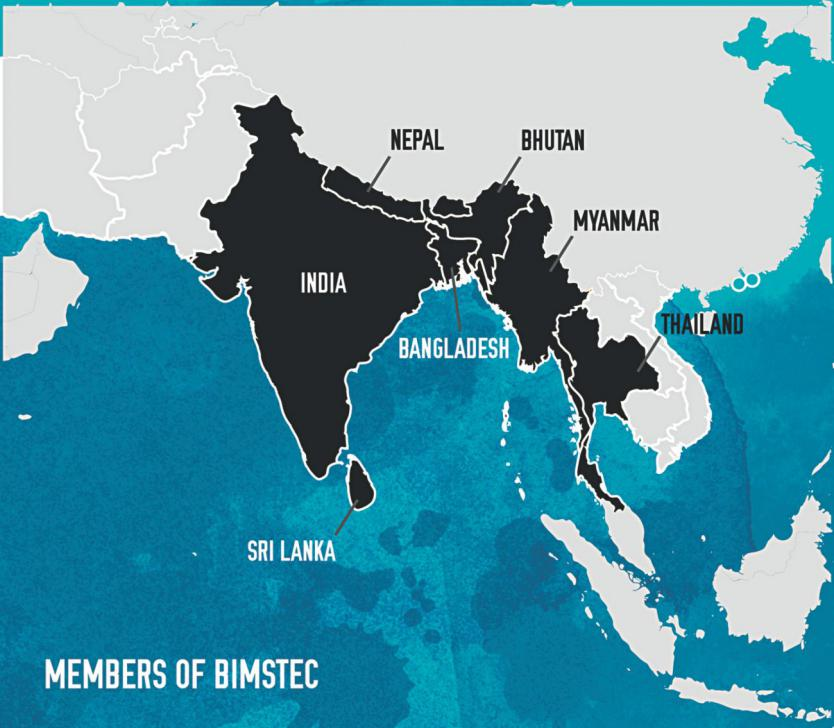 Image result for bimstec