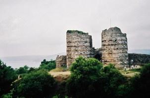 Black Sea castle near Istanbul
