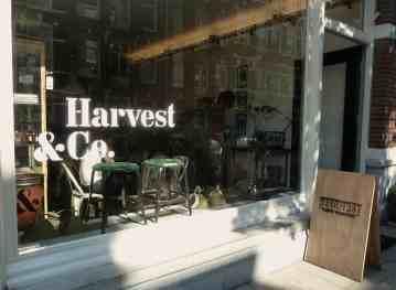 Harvest/Headfirst