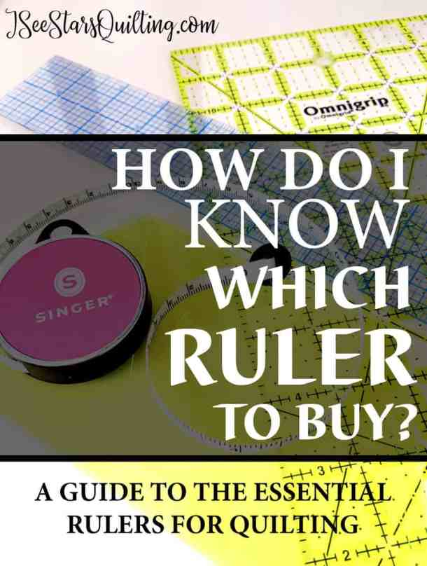 How Do I Know Which Ruler To Buy?