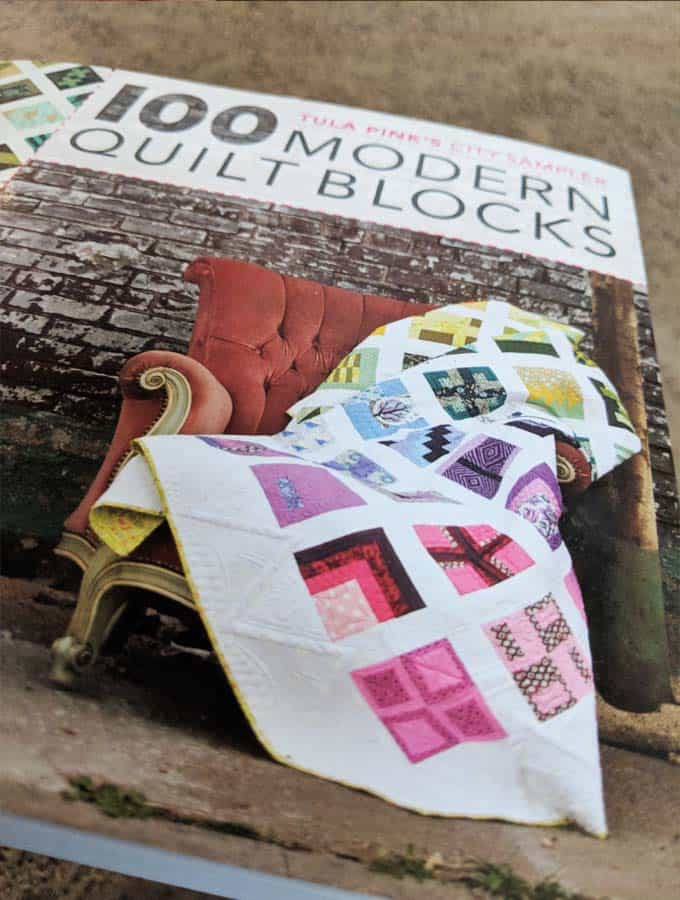 Book Review Quilting Tula Pink