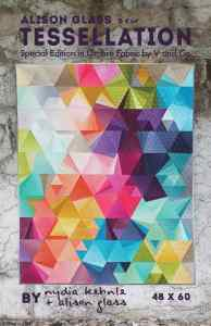 Modern Quilting tips on Alison Glass