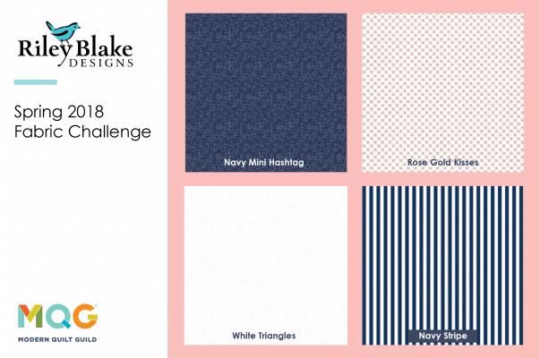 Riley Blake Challenge 2018