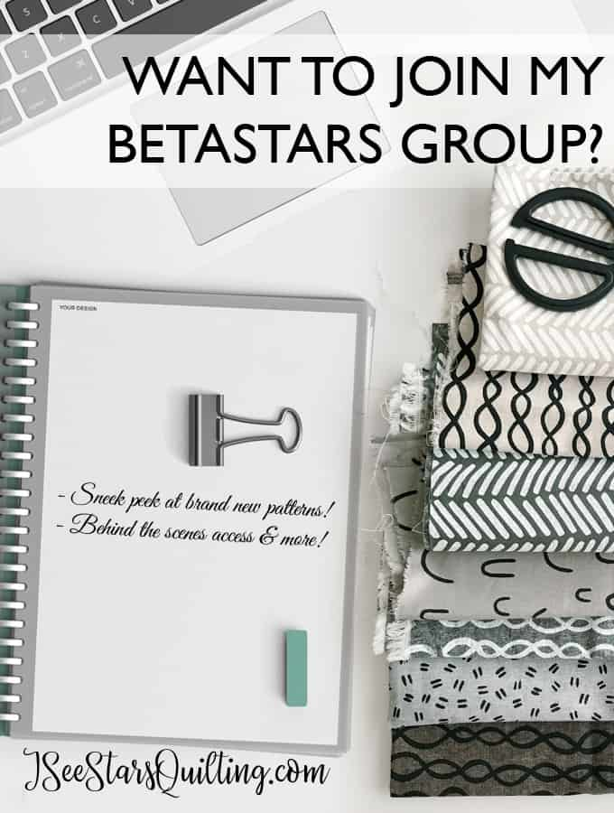 Join the BetaStars group