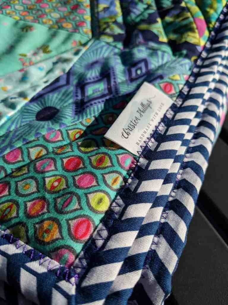 If you struggle with quilting binding, you are not alone! I'll show you how I learned to hack this step in the quilting process and make it fool-proof (I promise!) so you never struggle with it again!