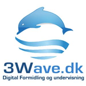 3Wave.dk logo