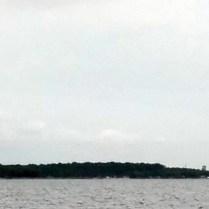 Vandflyver og HJALM i Holbæk fjord d.18/8-2019