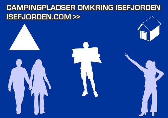 Campingspladser omkring Isefjorden - Isefjorden.com