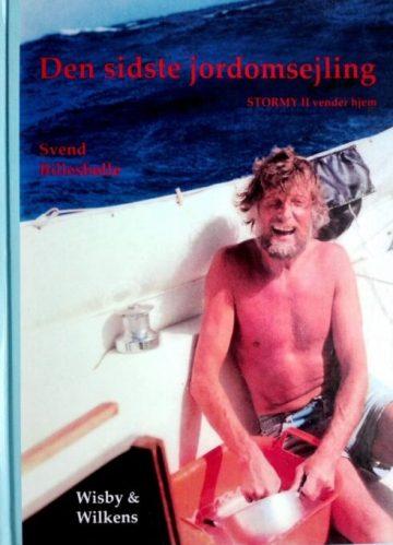 Forside af bogen Den sidste jordomsejlning - Svend Billesbølle
