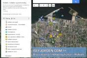 Googlekort Holbæk: - Indkøbs- og kulturmuligheder