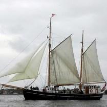 HJALM i Holbæk fjord d.18/8-2019