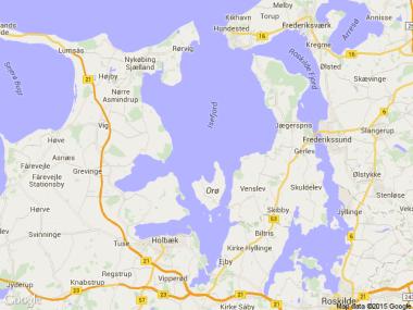 Isefjorden - Sjælland/Danmark