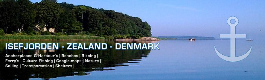 Isefjorden.com - Banner med anker