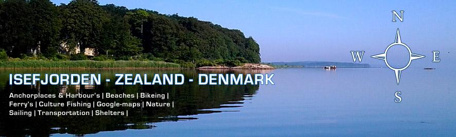 Iseefjorden.com - Internetportal med fokus på Isefjorden
