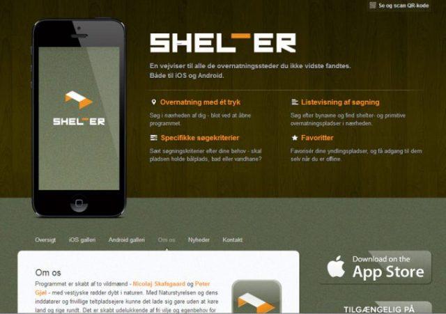 shelterapp