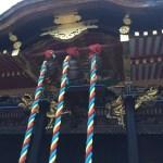 合格祈願の大崎八幡宮