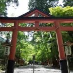 日吉大社と日枝神社