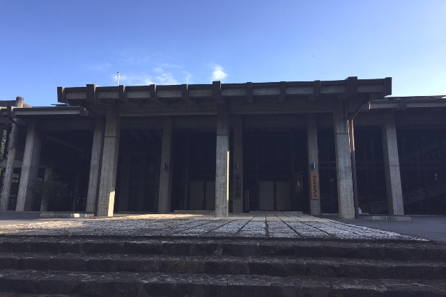 神宮司庁外観