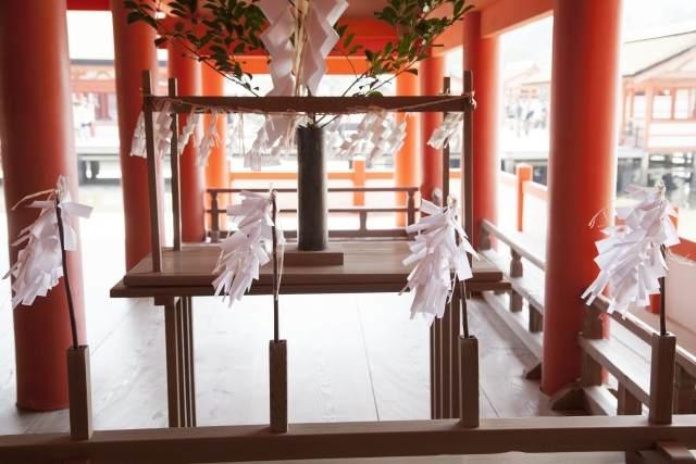 厳島神社祓所