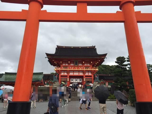 伏見稲荷大社(京都)
