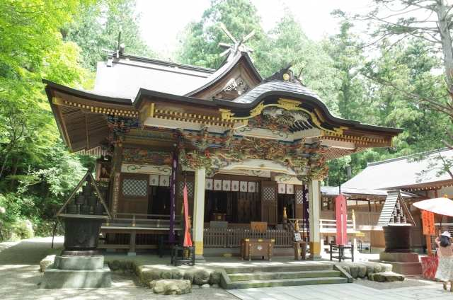 宝登山神社(秩父)