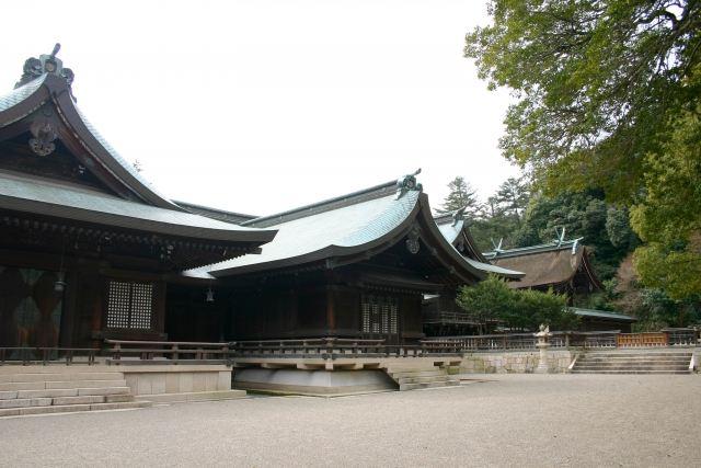 吉備津彦神社(岡山)