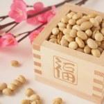 節分の豆まき(吉備津彦神社)
