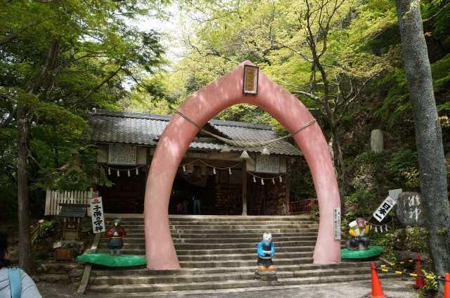 桃太郎神社(愛知)