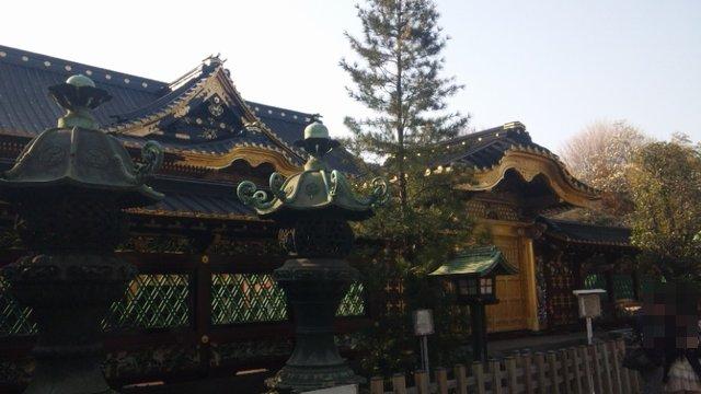 唐門(上野東照宮)