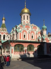 Red Square, Kazan Cathedral