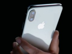 iPhone X color plata (blanco)
