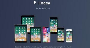 Electra Jailbreak iOS 11 Cydia