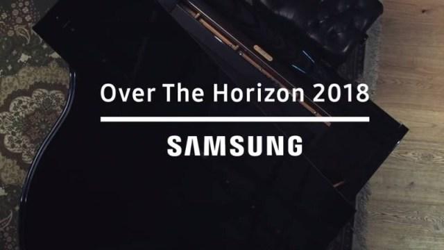 Esta es la nueva melodía de los móviles Samsung de 2018