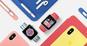 Apple ha presentado en su Keynote de hoy, unas fundas insipiradas en la primavera para el iPhone y el iPad Pro