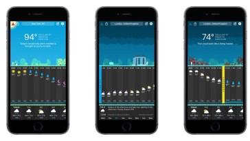 Carrot Weather: la mejor alternativa a la app nativa de tiempo   App de la semana