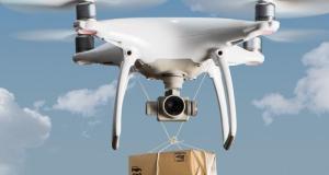Dron China Contrabando iPhone